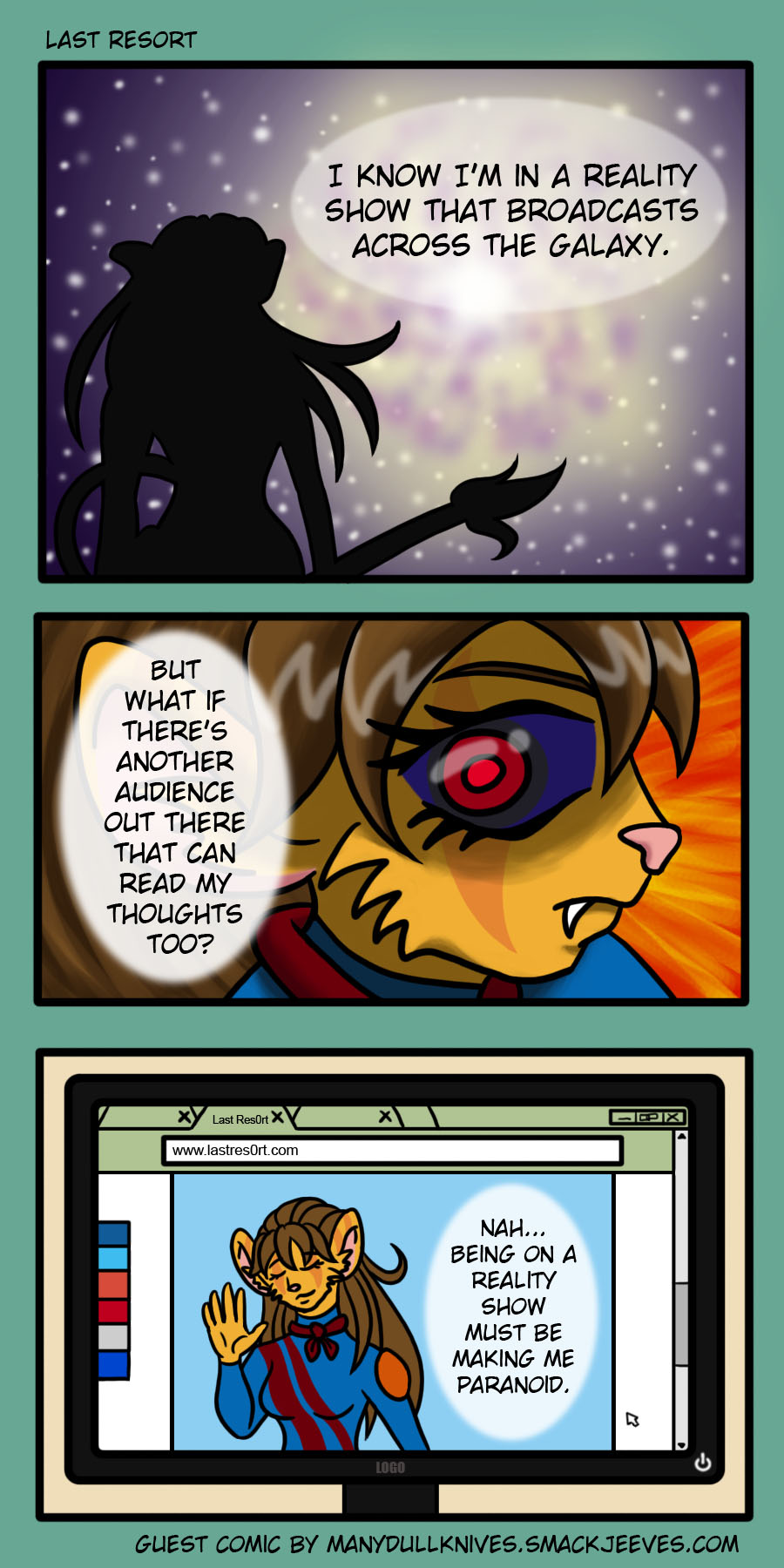 [GUEST COMIC] Comiception.